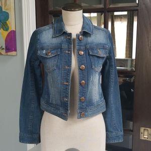 Girls jean Jacket size 12